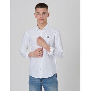Henri Lloyd, SS Oxford Shirt, Hvit, Skjorter för Gutt, 10-11 år 10-11 år Hvit