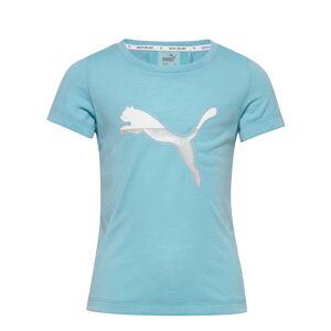 PUMA Active Sports Tee G T-shirts Short-sleeved Bl PUMA