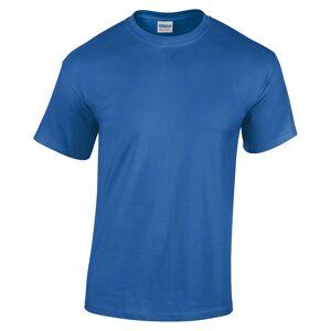 Gildan Youth unisex Heavy Cotton T-skjorte Royal L