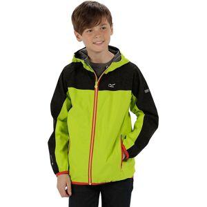 Regatta Boys & Girls Deviate Waterproof Breathable Hooded Coat Jack...
