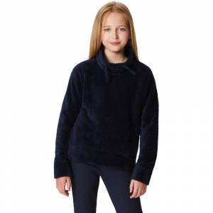 Regatta Boys & Girls Honora Zig Zag Fluffy Fleece Sweater Jumper Ru...