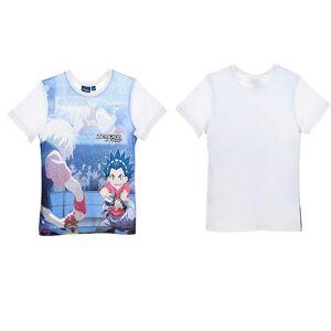 Beyblade Kortermet T-Skjorte (6 År - 116 Cm)