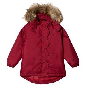 Kuling Trend Parkas Cortina Apple Red 104 cm (3-4 år)