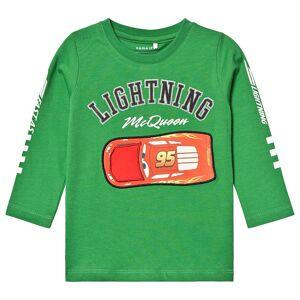 Name It Cars genser i grønn 104 cm (3-4 år)