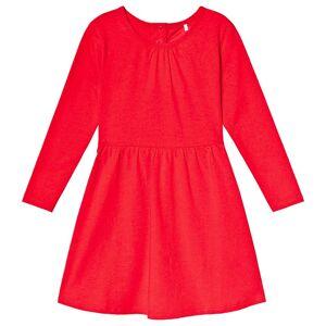 A Happy Brand Langermet kjole i rød 122/128 cm