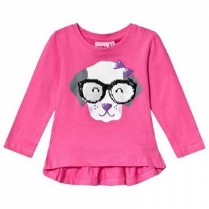 Max Collection Tunic Pink Dog 110/116 cm