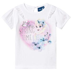 Disney Frozen Frozen T-Shirt White 7 år