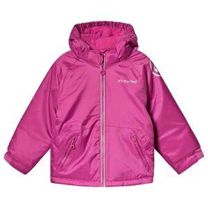 Minymo Snow Jacket Oxford Rose Violet 128 cm (7-8 år)