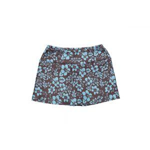 Stonz, Skorts Hibiscus, blue/brown