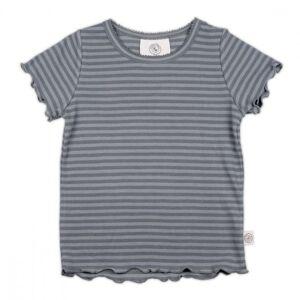 Gullkorn Design, Ulrikke T-skjorte Lt Gråblå