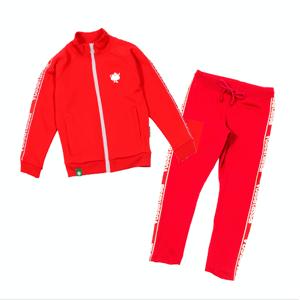 Vossatassar, Monster track suit, red