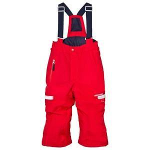 Didriksons Amitola Kid's Overalls Tomato Red 80 cm