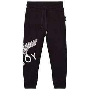 Boy London Boy London Eagle Joggers Black/White 5-6 years