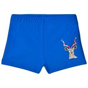 Gardner and the gang Swim Shorts Fred Antelope Navy Blue 2-3 r