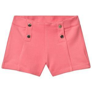 Mayoral Coral Pink Fitted Shorts 9 months