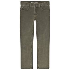 GAP Superdenim Slim Jeans Walden Green 10 (9-10 r)