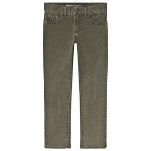 GAP Superdenim Slim Jeans Walden Green 8 (8 Years)