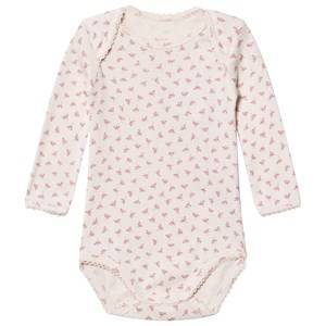 Noa Noa Miniature Long Sleeve Baby Body Sand Dollar 9M