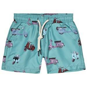 OAS Moped Swim Shorts 6 r