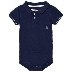 ebbe Kids Magnor Polo Body Dark Ocean Blue 62 cm