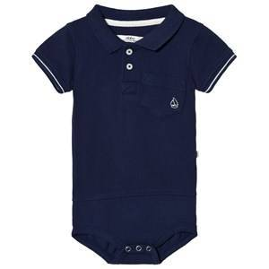 ebbe Kids Magnor Polo Body Dark Ocean Blue 68 cm