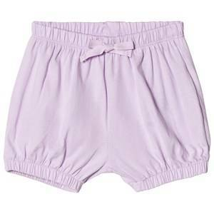 GAP Pull-On Bubble Shorts Pale Lilac 4 r