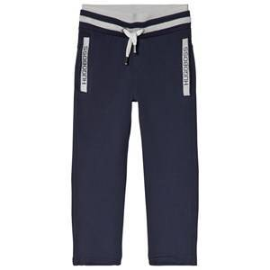 BOSS Navy Logo Sweatpants 16 years