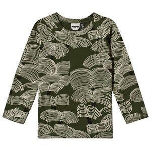 Papu Rare Fold T-Shirt Green 74/80 cm