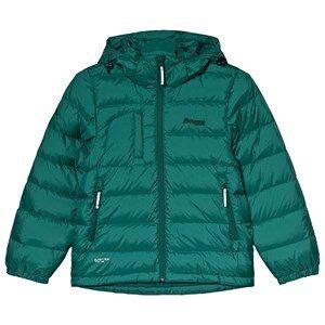 Bergans Green Down Youth Puffer Jacket 128 cm (7-8 r)