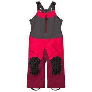 Bergans Dark Sorbet / Jam Ruffen Insulated Ski Pants 86 cm (1-1,5 r)