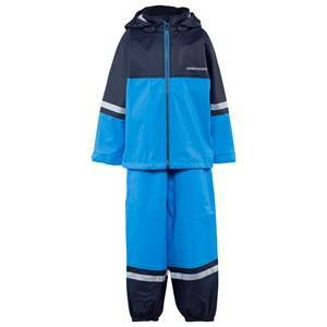Didriksons Waterman Kids Set Sharp Blue 70 cm