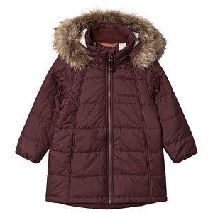 Didriksons Originals Markham Kids Jacket Old Rust 120 cm (6-7 r)