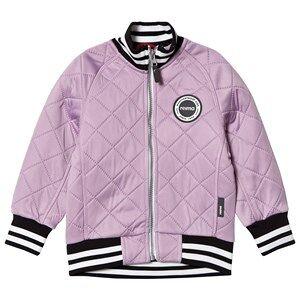 Reima Birger Jacket Heather Pink 122 cm