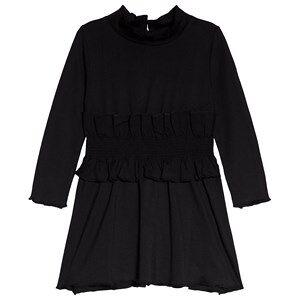 The BRAND Black Party Ruffle Dress 80/86 cm