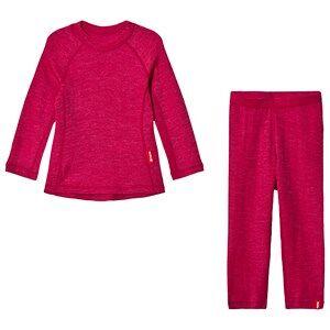 Reima Kinsei Thermal Set Cranberry Pink 80 cm (12 mnd)
