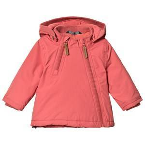Mikk-Line Nylon Baby Jacket Mineral Red 74 cm (6-9 mnd)