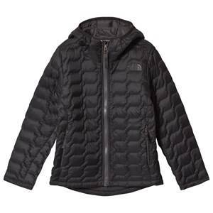 The North Face Black ThermoBall Hoodie S (7-8 years)