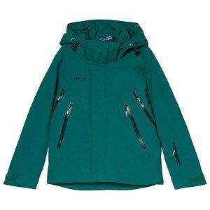 Bergans Green Ervik Insulated Ski Youth Jacket 128 cm (7-8 r)
