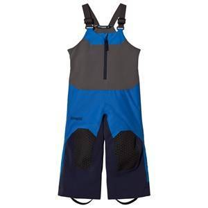 Bergans Athens Blue / Navy Ruffen Insulated Ski Pants 86 cm (1-1,5 r)