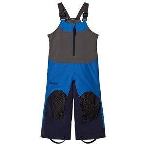 Bergans Athens Blue / Navy Ruffen Insulated Ski Pants 92 cm (1,5-2 r)