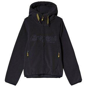 Bergans Dark Navy Bryggen Youth Jacket 140 cm (9-10 r)