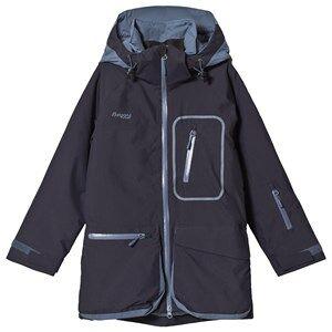 Bergans Knyken Insulated Jacket Dark Navy 128 cm (7-8 r)