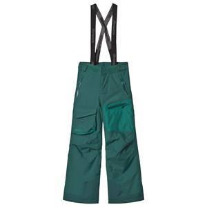 Bergans Green Knyken Insulated Pants 128 cm (7-8 r)