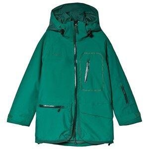 Bergans Green Knkyen Insulated Ski Youth Jacket 128 cm (7-8 r)