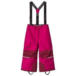 Bergans Storm Insulated Pants Jam/Cerise 98 cm (2-3 r)