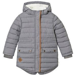 ebbe Kids Dagny Quilted Coat Steel Grey 140 cm (9-10 r)