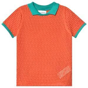 Wolf & Rita Sara Sweater Orange 2 r