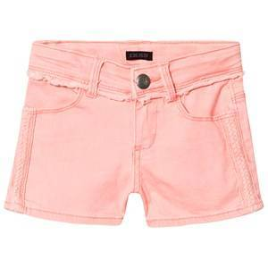 IKKS Salmon Pink Shorts 5 years