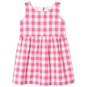 GAP V-Spr Ff Dress Sassy Pink XL (12-13 r)
