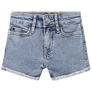 Calvin Klein Jeans Blue Denim Shorts 6 years